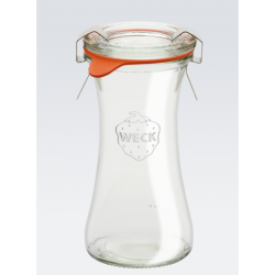 6 x 100ml Weck Cafe Deli Jar - 757