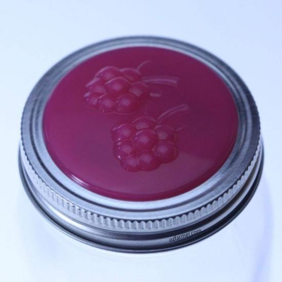 4 x Berry Fruits Jam Lids