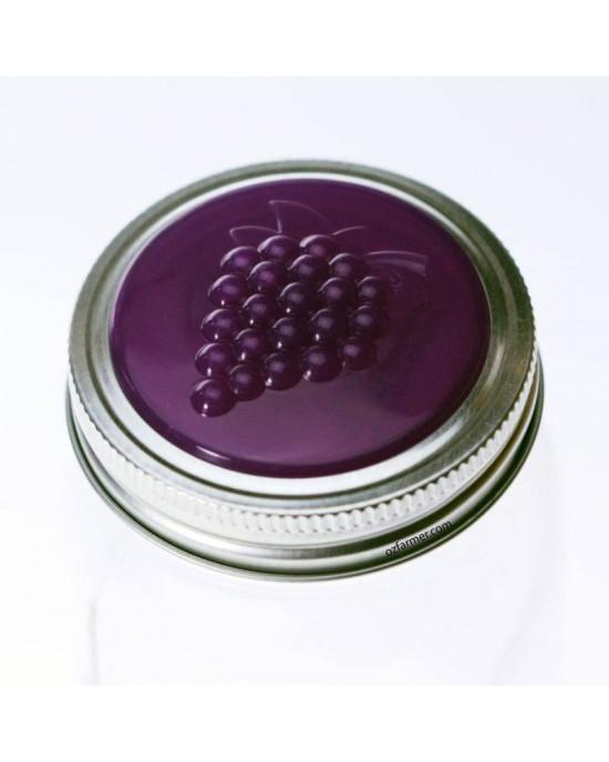 4 x Grape Jam Lids (82630)