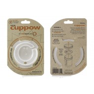 Cuppow Drinking Lid- Wide Mouth