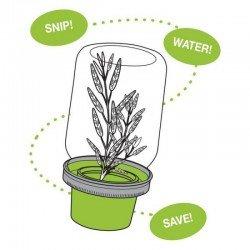 Herb Saver Attachment