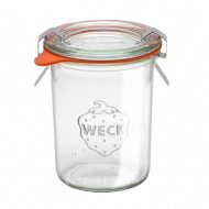 1 x 160ml Weck Tapered Mini Jar - 760