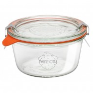 1 x 290ml Weck Tapered Jar Short