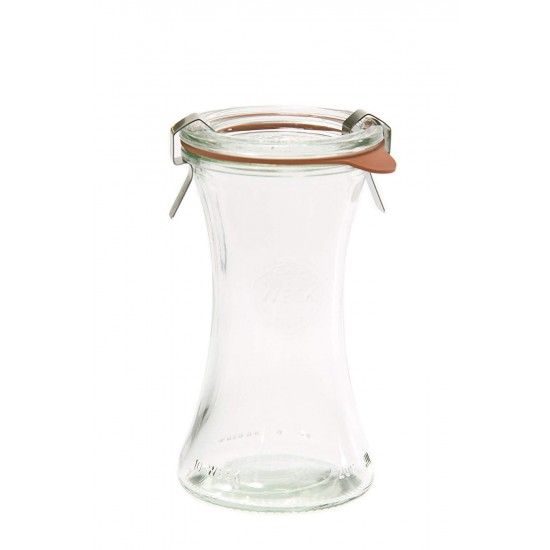 1 x 370ml Deli Jar Weck - Single