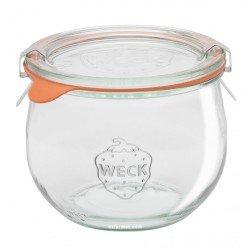 1 x 580ml Weck Tulip Canning Jar
