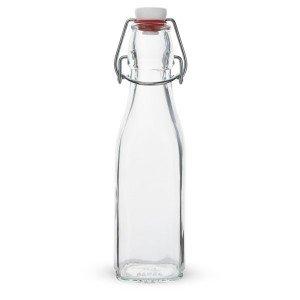 1 x Bormioli Rocco Fido Swing Top 250ml Bottle