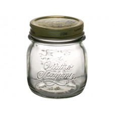 1 x Bormioli Rocco Quattro Stagioni 250ml Preserving Glass Jar