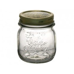 1 x Bormioli Rocco Quattro Stagioni 250ml Preserving Glass Jar