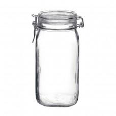 1 x 1.5 litre Fido Swing Top Preserving Bottle Jar Bormioli Rocco