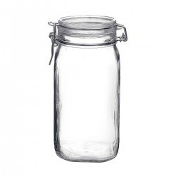 1 x 1.5 litre Fido Swing Top Preserving Bottle Jar Bormioli Rocco