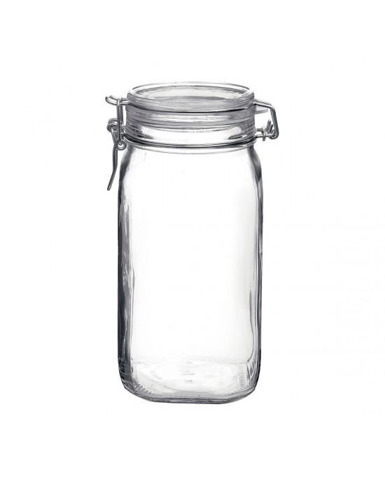 1 x 1.5 litre Fido Swing Top Preserving Bottle Jar Bormioli Rocco (340-003)