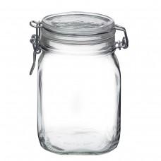 1 x 1 litre Fido Swing Top Preserving  Jar Bormioli Rocco