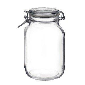 1 x 2 litre Fido Swing Top Preserving Bottle Jar Bormioli Rocco