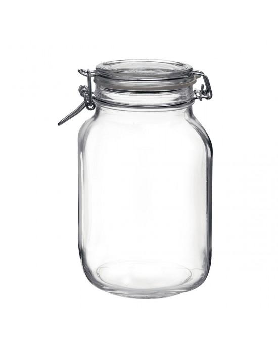 1 x 2 litre Fido Swing Top Preserving Bottle Jar Bormioli Rocco (340-004)