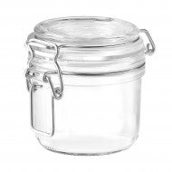 1 x 200ml Bormioli Rocco Fido Swing Top Preserving Jar