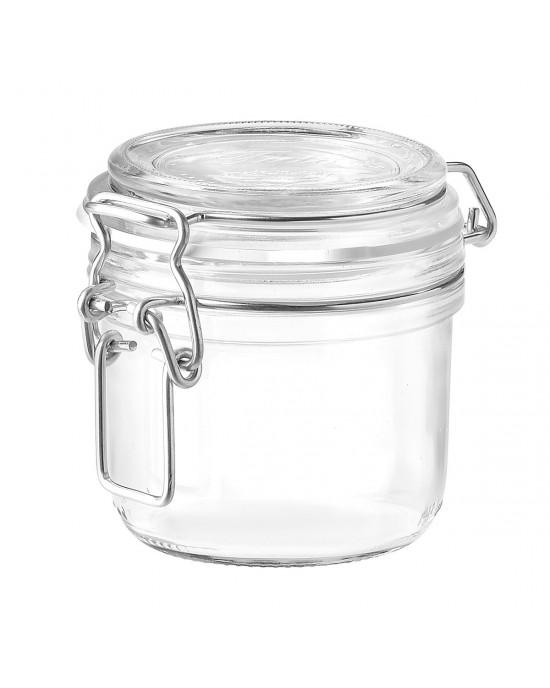 1 x 200ml Bormioli Rocco Fido Swing Top Preserving Jar (340-009)