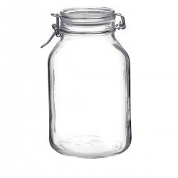 1 x 3 litre Fido Swing Top Preserving Bottle Jar Bormioli Rocco
