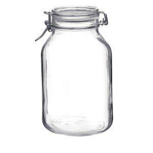 1 x 3 litre Fido Swing Top Preserving Bottle Jar Bormioli Rocco