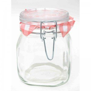 1 x 750ml Fido Swing Top Preserving Bottle Jar Bormioli Rocco