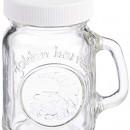 Ball Mason Salt and Pepper/Spice Mini Handle Jar Shaker