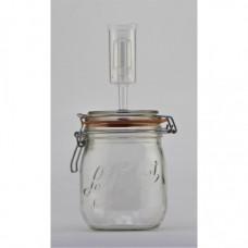 750ml Le Parfait Fermenting Jar With Fermenting Lid