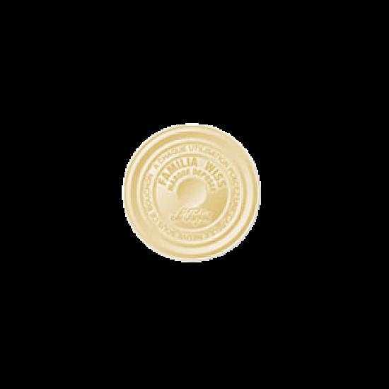 82mm Le Parfait Familia Wiss Screw Lid (no disc) x 1 (LPFL0082B)