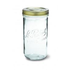 1500ml Le Parfait Familia Wiss Preserving Mason Jar (LPFT1500)