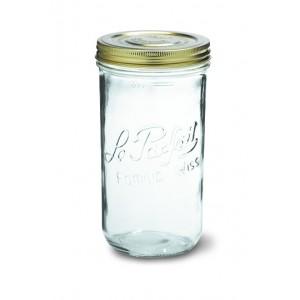 1500ml Le Parfait Familia Wiss Preserving Mason Jar