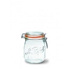 750ml Le Parfait SUPER jar with seal