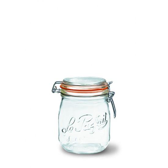 750ml Le Parfait SUPER jar with seal (LPSJ0750)
