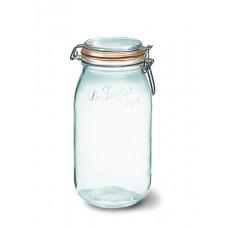 2000ml Le Parfait SUPER jar with seal
