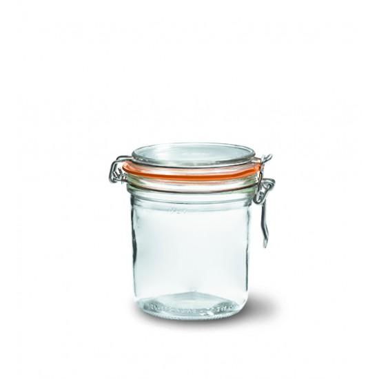 6 x 275ml Le Parfait TERRINE jar with seal (LPST02756)