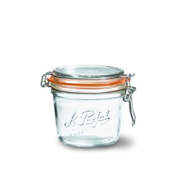 6 x 500ml Le Parfait TERRINE jar with seal