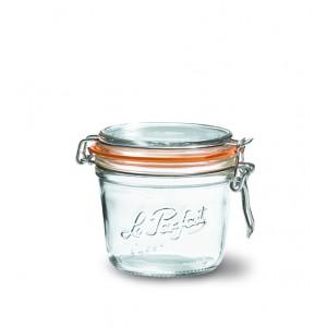 6 x 500ml Le Parfait TERRINE jar with seal