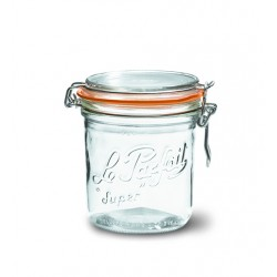 6 x 750ml Le Parfait TERRINE jar with seal