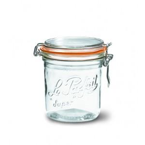 6 x 750ml Le Parfait TERRINE jar with seal
