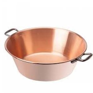 Jam Pan Copper 3.5 Litre