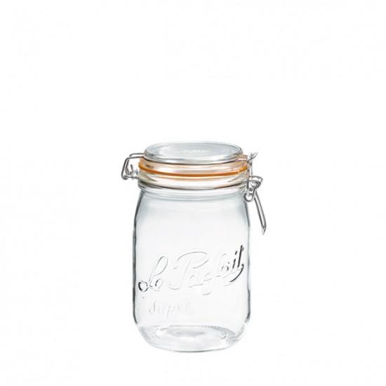1000ml Le Parfait SUPER jar with seal (LPSJ1000)