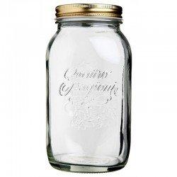1 x 1.5 Litre Preserving Jar Bormioli Rocco Quattro Stagioni