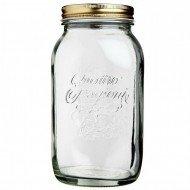1 x 1 Litre Preserving Jar Bormioli Rocco Quattro Stagioni