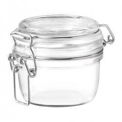 1 x 125ml Fido Swing Top Preserving Bottle Jar Bormioli Rocco