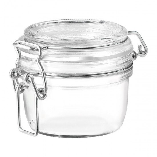 1 x 125ml Fido Swing Top Preserving Bottle Jar Bormioli Rocco