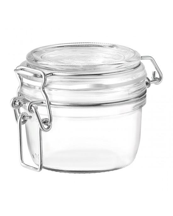 1 x 125ml Fido Swing Top Preserving Bottle Jar Bormioli Rocco (340-008)