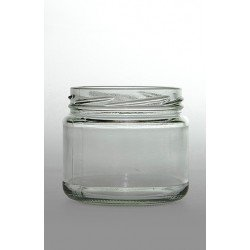 10 x 300ml General purpose Jars no Lids