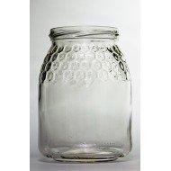 12 x 746ml Quality Italian Fruit, Honey or Preserving Jars no Lids