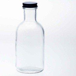 12 x Bell Mason 16oz / Pint Stout Sauce Bottles  - Lids Not Included