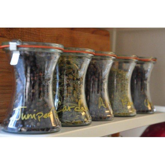 1 x 200ml Deli Cafe Jar
