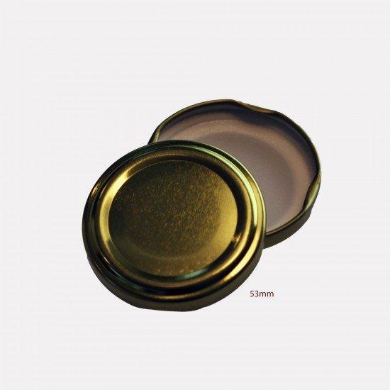 53mm Twist top lids