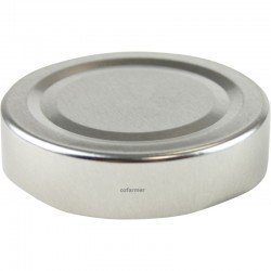 58mm Deep Twist Top Lids High Heat - Pack of 10