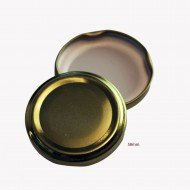 58mm Twist top lids